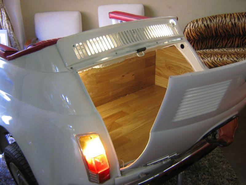 Arredi rocchetti roma 5oo fiat divano bar roma prati - Fiat 500 divano ...